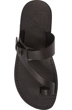 Rope Sandals, Toe Loop Sandals, Bridal Sandals, Leather Sandals, Leather Chelsea Boots, Leather Men, Futuristic Shoes, Leather Slippers For Men, Boost Shoes