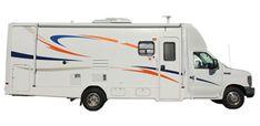Extérieur du camping-car Super Van Camper (SVC)