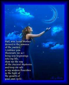 Wise lunar mother