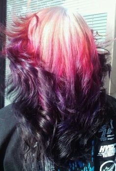 amber - white, pink, purple ombre| Flickr - Photo Sharing!