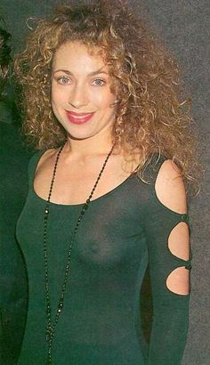 Excited Alex kingston river song nude not absolutely