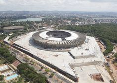 Mineirão Stadium, Brazil/ WorldCup2014 -photo by ME/Portal da Copa/Nitro Imagens