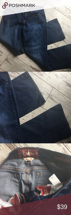 Lucky Brand Denim Bootcut Jeans size 8/29. perfect condition Lucky Brand Jeans Boot Cut
