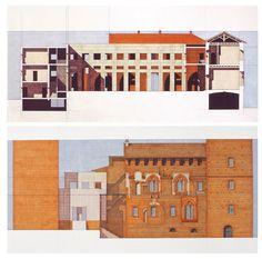 Giorgio Grassi · Restauro e riabilitazione del castello di Abbiategrasso come sede municipale