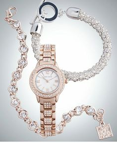 Anne Klein watch set... merry Christmas to me