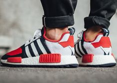 White Mountaineering x adidas Originals NMD Trail