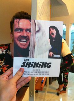 Looks like the stress finally got to the team at @Kickatomic. #TheShining #Freakyfriday