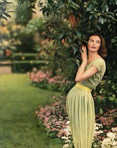 1956 https://flic.kr/p/Wkfdx3   Photo by Tom Palumbo, Harper's Bazaar, June 1956   thanks to skorver1