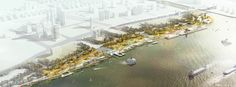A New Waterline for Shanghai by Agence Ter « Landscape Architecture Works | Landezine