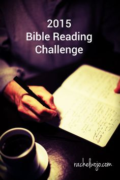 Bible reading challenge 2015 - Proverbs for the month of January!