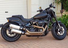 2018 Harley Davidson Softail Fat Bob 114 FXFBS