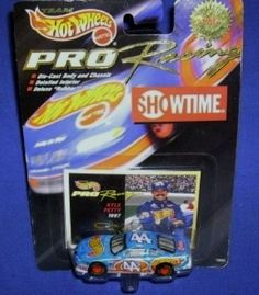 Hot Wheels pro racing 1997 1st edition kyle petty   44  Showtime diecast 1 64