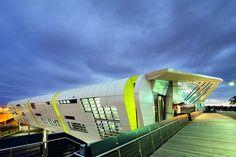 National Tennis Centre / Jackson Architecture