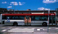 Cool Bus Advert