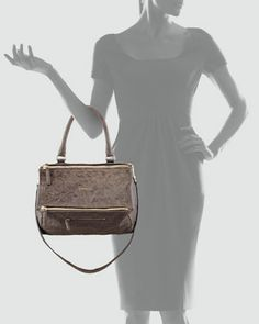 9e668ecd760d Givenchy Pandora Medium Old Pepe Satchel Bag