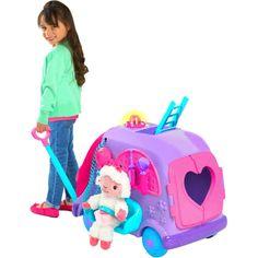 GIRL Disney Junior Doc McStuffins Get Better Talking Mobile Clinic Cart Toy NEW!   eBay