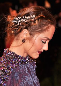35 Best Celebrity Braid Hairstyles to Try ASAP | StyleCaster