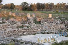 Manfredonia: Scavi antica Siponto . Ph Saverio de Nittis