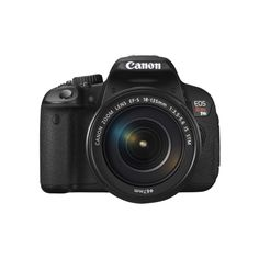 Canon EOS Rebel T4i 18MP Digital SLR Camera With 18-135mm f/3.5-5.6 IS STM Lens Kit