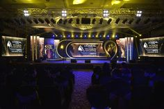 Stage Lighting Design, Stage Set Design, Virtual Studio, Rio, Journey Tour, Staging, Backdrops, Layout, Conference