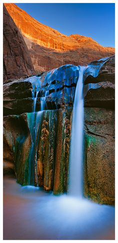 Gates of Eden by Andrew Morrill, via 500px; Coyote Gulch, Escalante, Utah