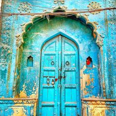 31 beautiful doors across Pakistan - The Express Tribune