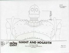 Giant and Hogarth size comparison from The Iron Giant ✤ || CHARACTER DESIGN REFERENCES | キャラクターデザイン • Find more at https://www.facebook.com/CharacterDesignReferences if you're looking for: #lineart #art #character #design #illustration #expressions #best #animation #drawing #archive #library #reference #anatomy #traditional #sketch #development #artist #pose #settei #gestures #how #to #tutorial #comics #conceptart #modelsheet #cartoon #robots #droid #cyborg || ✤