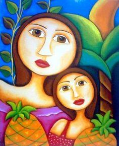 Contemporary Latin American Art by Carolina Duran