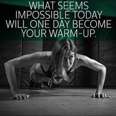 Motivation - Warm Up - Workout - Work It!!!!