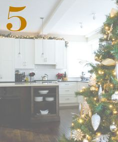 Day 5: 'Tis the season for unexpected guests! Here's how to speed-clean your home in under an hour for those last-minute holiday visitors.