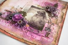 Elina's Arts And Crafts: Stockholm Scrap Class: Inky Memories