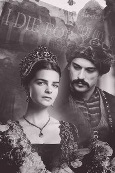 Mihrimah and Bali bey. Pelin Karahan and Burak Ozcivit Beautiful Morning, Beautiful One, Kosem Sultan, Burak Ozcivit, Best Dramas, Great King, Indian Man, Cameron Boyce, Turkish Beauty