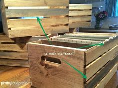 seriously easy and cheap file storage solution, diy, home office, organizing, storage ideas