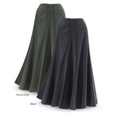 Paneled Vintage Skirt - Women's Clothing & Symbolic Jewelry – Sexy, Fantasy, Romantic Fashions