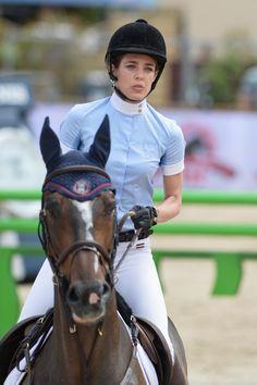 Charlotte Casiraghi Photos: International Monte-Carlo /2014