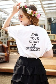 Who Made You Do it T-shirt Discover the latest fashion trends online at storets.com #tops #tshirts # #fashion #ootd #storetsonme