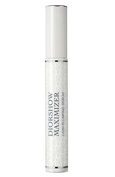 Christian Dior Maximizer! It really works! Gives fully and longer lashes over time! Use under your mascara and notice a difference in your lashes in no time! Seriously amazing!
