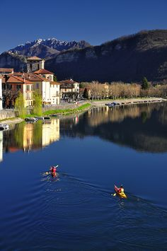 Brivio, province of Lecco, Lombardy, Italy