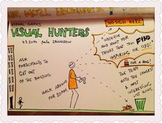 Visual Games: Visual Hunters #124 | Petronela Zainuddin