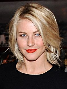 Julianne Hough - love her short hair!