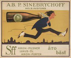 #Olutmainos #Olut #Öl #Beer #Ruunu-Pilseneriä #Kron-Pilsener #Pilsneriä #Pilsner #äro bäst #Juoksu