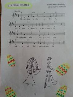 Slepička Sheet Music, Ms, Music Sheets