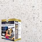 DAICH SpreadStone Mineral Select Sundance Countertop Refinishing Kit adds an elegant new surface to your existing laminate kitchen and bath countertops. Countertop Refinishing Kit, Countertop Paint Kit, Painting Countertops, Refinishing Laminate Countertops, Countertop Makeover, Dyi Countertops, Rustoleum Countertop Transformations, Painting Kitchen Counters, Slate Countertop