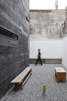 Luis Anhaia Studio,© Maíra Acayaba