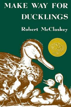 Make Way for Ducklings - The Best Children's Books of All Time - Southernliving. By Robert McCloskey  A loving mother duck ferries her eight young ones through Boston.     BUY IT: $10.49