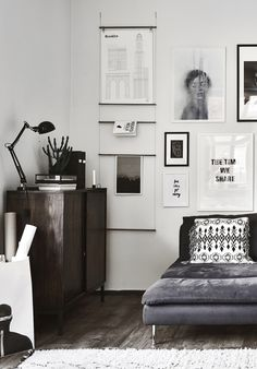 25 Home Decoration Organization and Storage Tips Dreamy modern French apartment ideas. The Best of home interior in Room Inspiration, Room Design, Decor, Interior Design, House Interior, Monochrome Living Room, Interior, European Home Decor, Scandinavian Interior Design