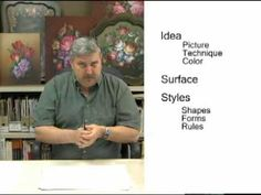 Drawing Floral Designs DVD4008 Disk 1 Clip.mpeg