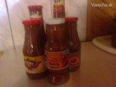 Kečup s bazalkou (fotorecept) - Recept