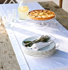 The perfect summer dinner party.