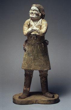 Стоя attendant [Китай] (2002.501)   Хайльбрунн шкале времени истории искусств   музей искусств Метрополитен